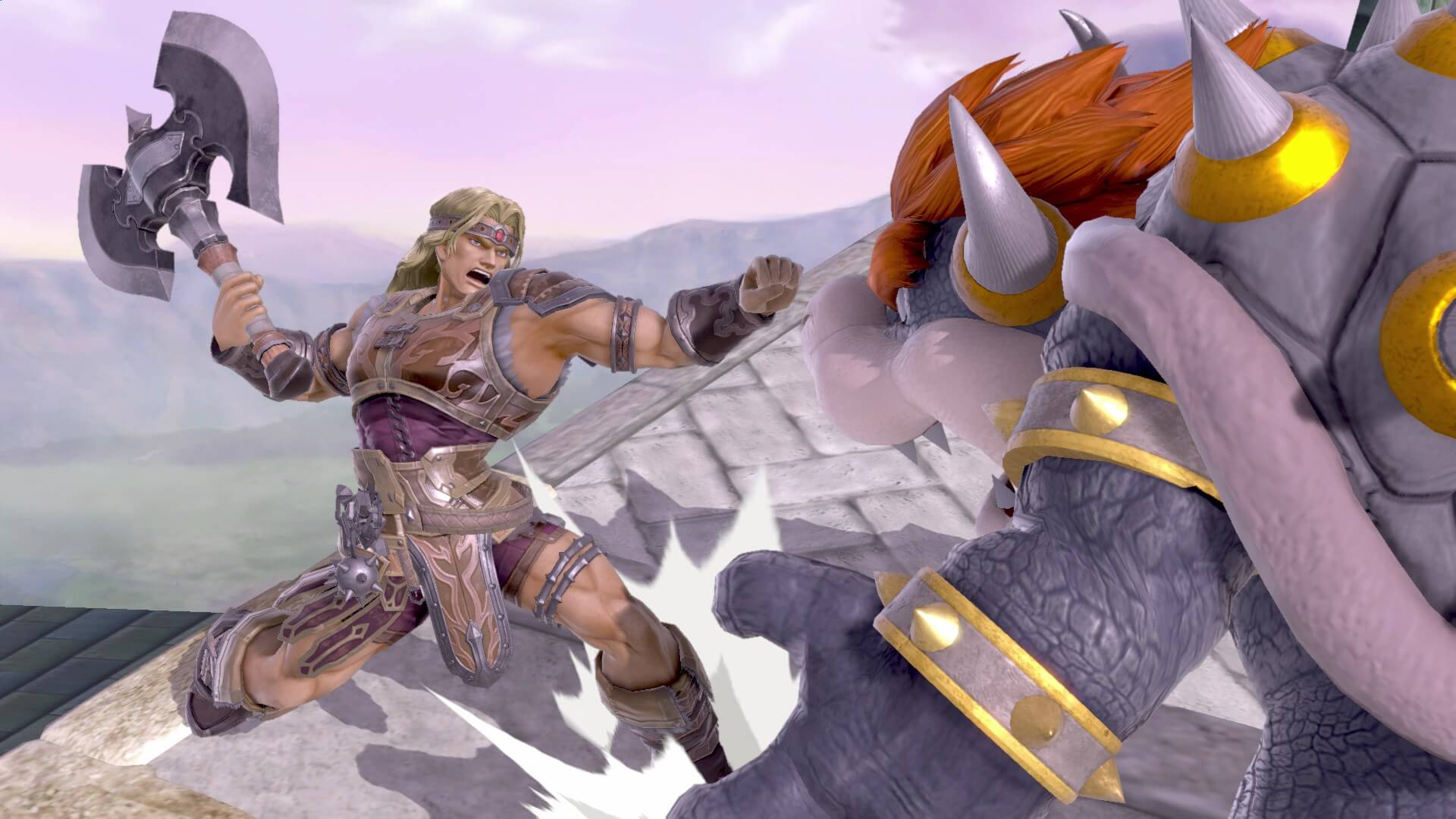 Screenshot de Super Smash Bros. Ultimate