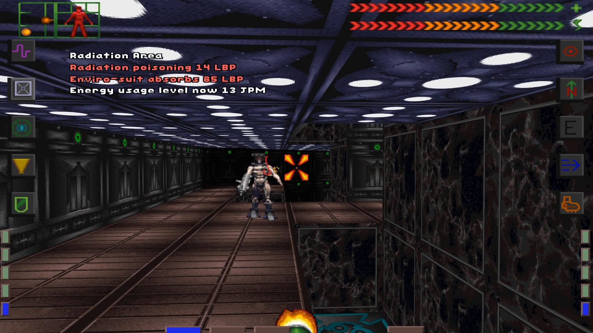 Screenshot de System Shock: Enhanced Edition