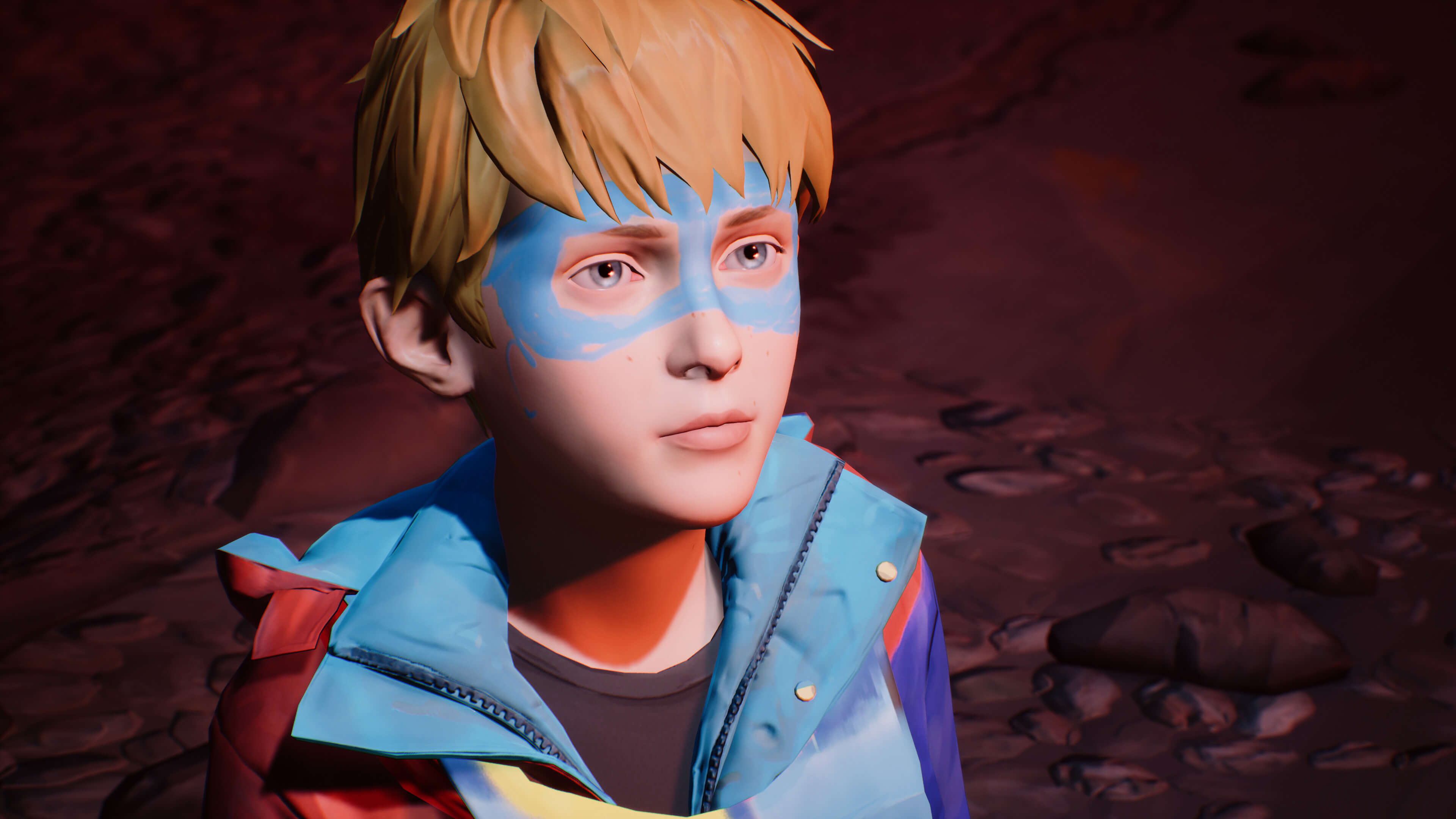 Screenshot de The Awesome Adventures of Captain Spirit