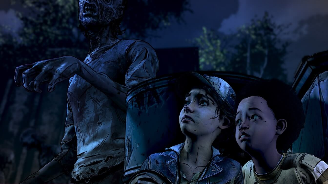 Screenshot de The Walking Dead: The Final Season