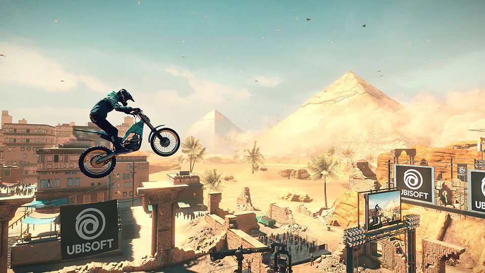 Screenshot de Trials Rising
