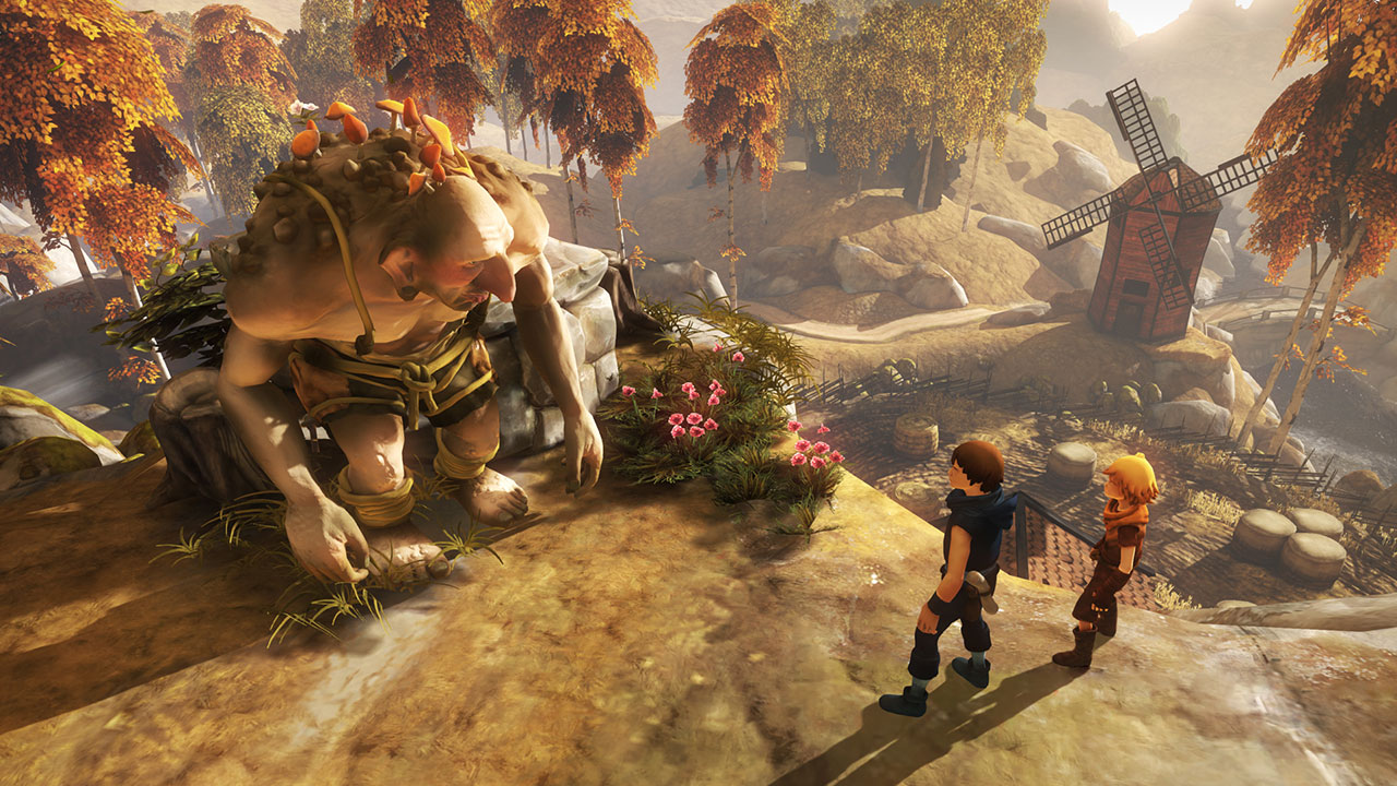 Screenshot de Brothers: A Tale of Two Sons
