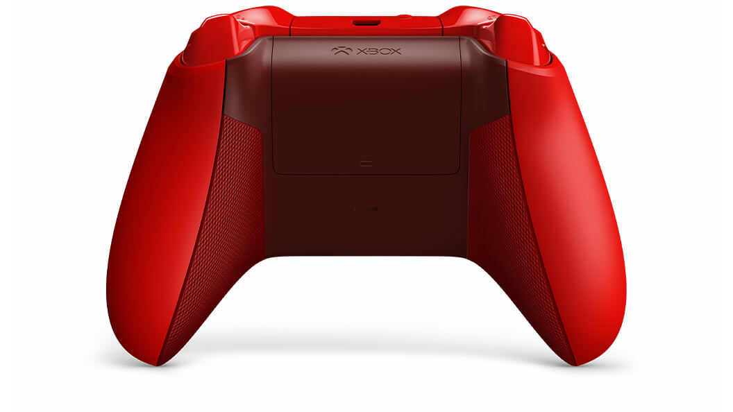 Joystick Xbox One Sport Red Special Edition