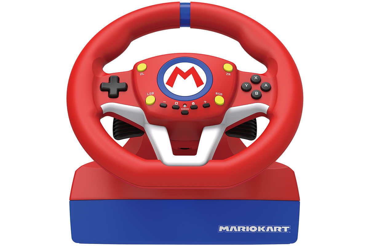 Volante Mario Kart Racing Wheel
