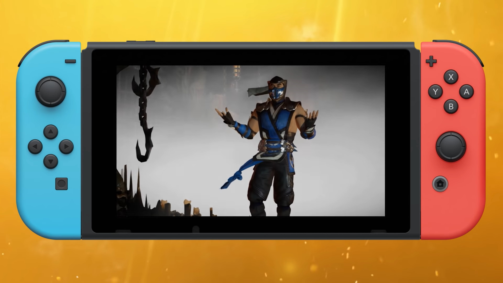 Mortal Kombat 11 no Nintendo Switch