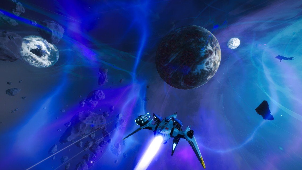 Análise Starlink: Battle for Atlas