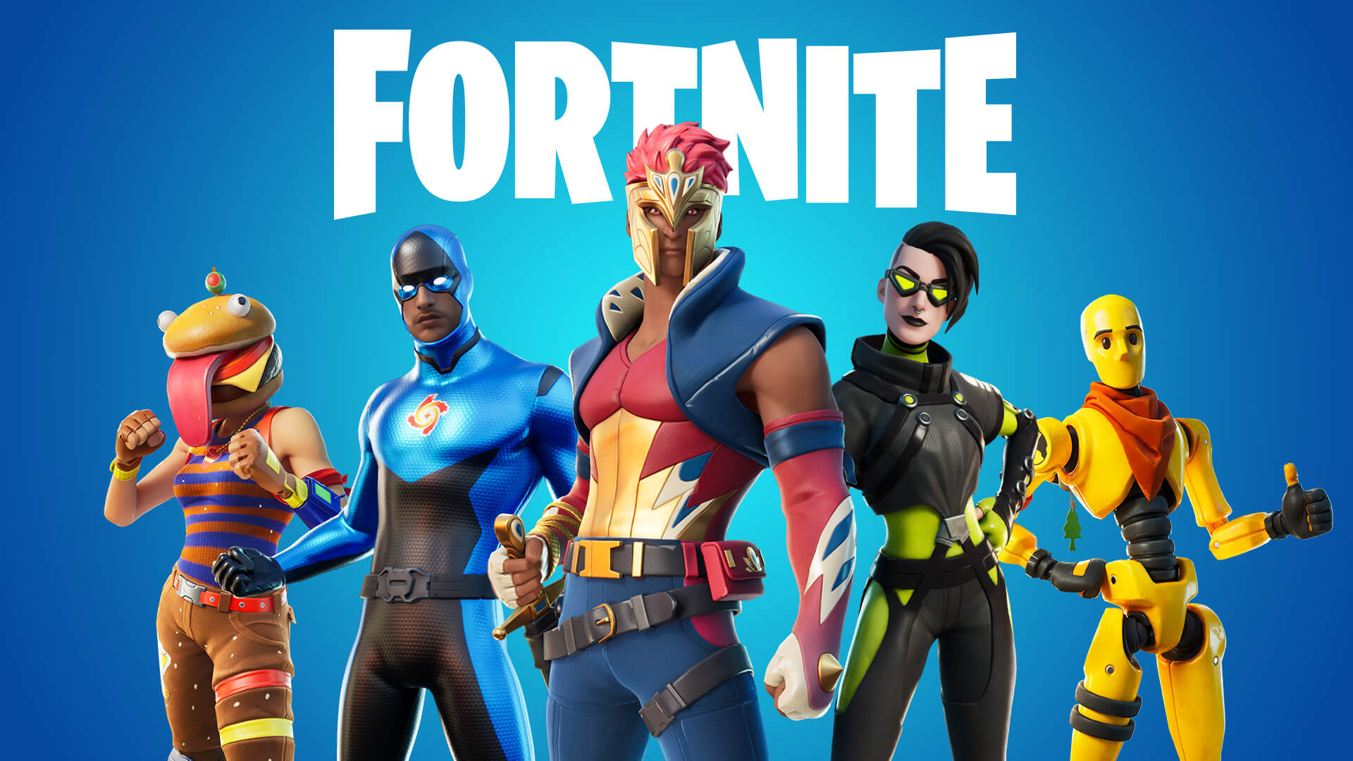 Fortnite para PlayStation 5 e Xbox Series X|S