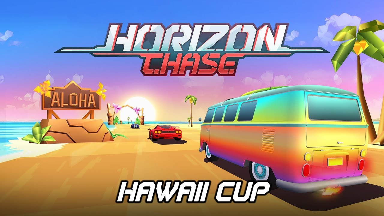 Horizon Chase Turbo - Hawaii Cup