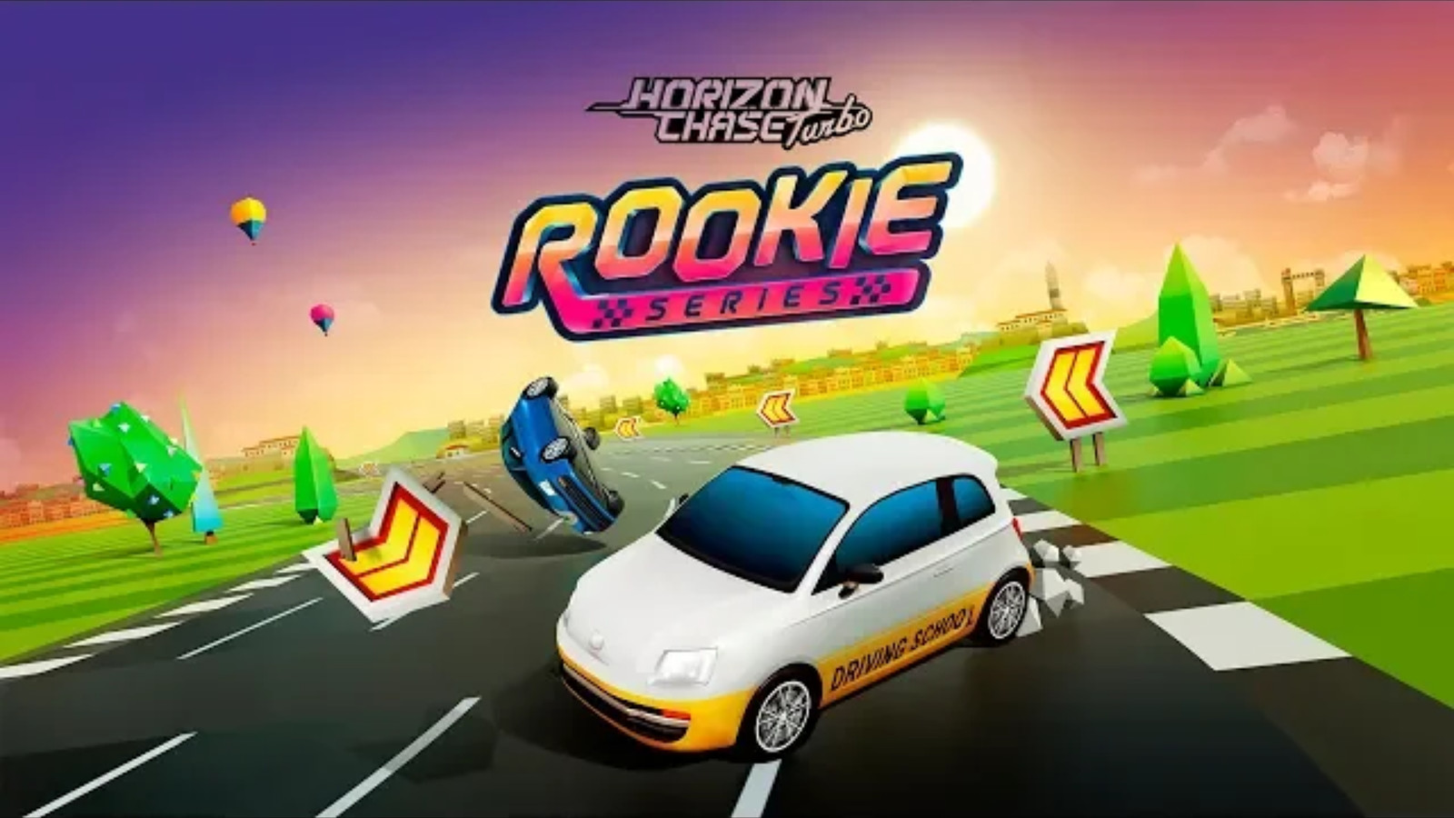 Horizon Chase Turbo - Rookie Series