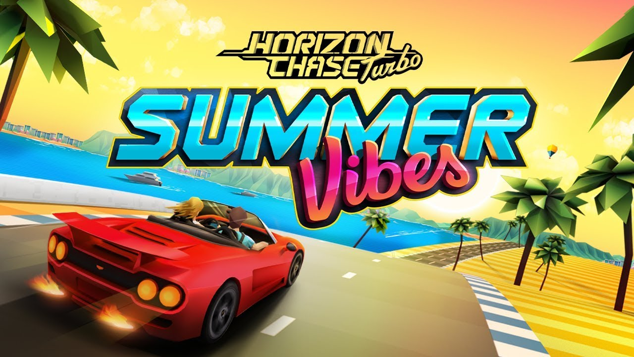 Horizon Chase Turbo - Summer Vibes