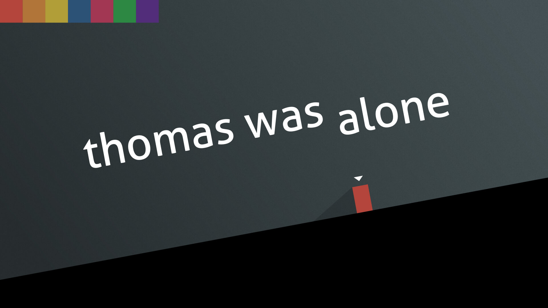 Thomas Was Alone para Nintendo Switch