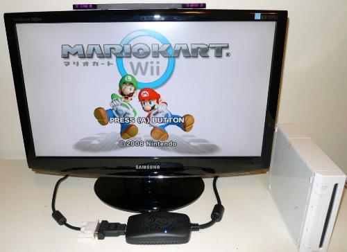 Deixe O Seu Wii Com Imagem Em Alta Defini 231 227 O Jogorama