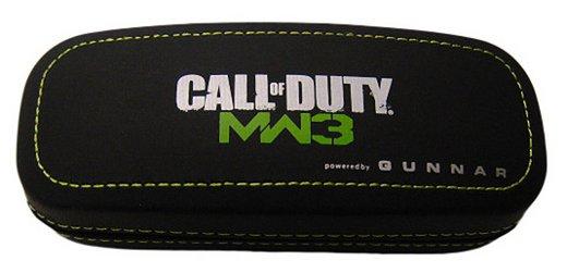 Óculos feito para jogar videogame com a marca Call of Duty: Modern Warfare 3! 4709_2