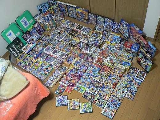 Fã tem todos os jogos do Mega Man 5212_1