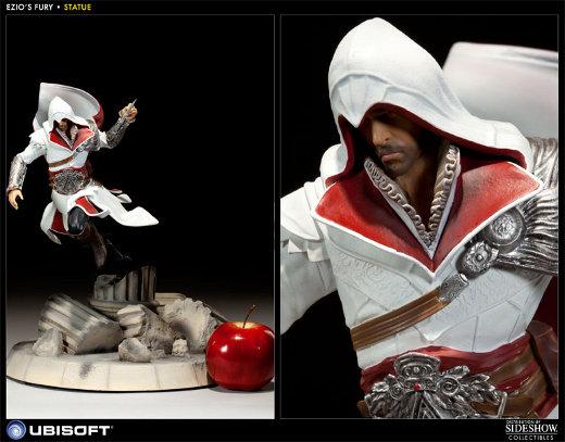 Sideshow vai lançar uma estátua do Ezio de Assassin's Creed 5231_1