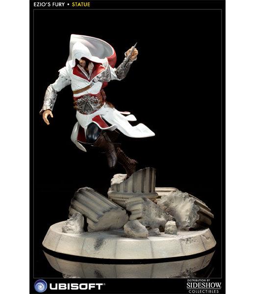 Sideshow vai lançar uma estátua do Ezio de Assassin's Creed 5231_2