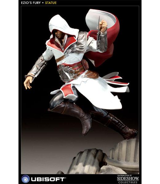 Sideshow vai lançar uma estátua do Ezio de Assassin's Creed 5231_3