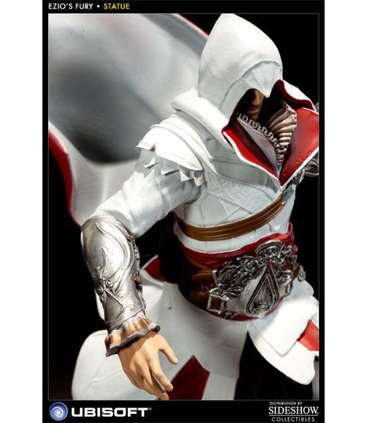 Sideshow vai lançar uma estátua do Ezio de Assassin's Creed 5231_4