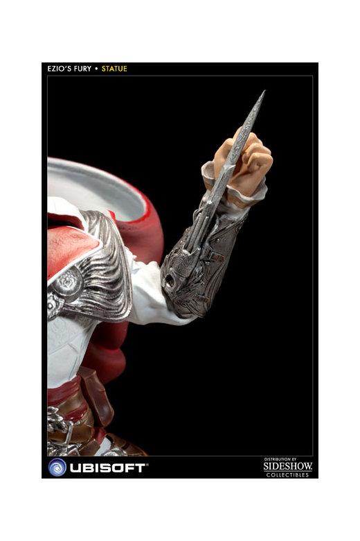 Sideshow vai lançar uma estátua do Ezio de Assassin's Creed 5231_5