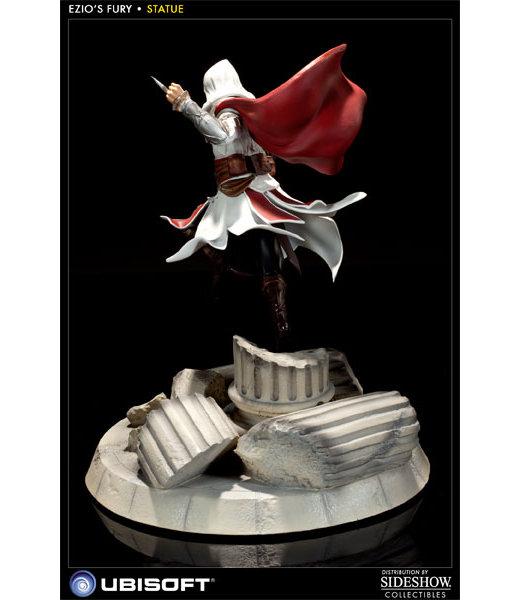 Sideshow vai lançar uma estátua do Ezio de Assassin's Creed 5231_6
