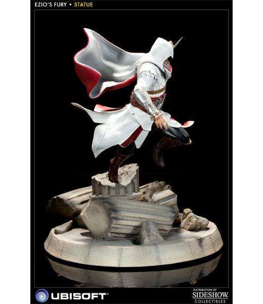 Sideshow vai lançar uma estátua do Ezio de Assassin's Creed 5231_7