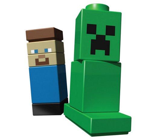 Primeiras imagens do Lego Minecraft Micro World 5243_5