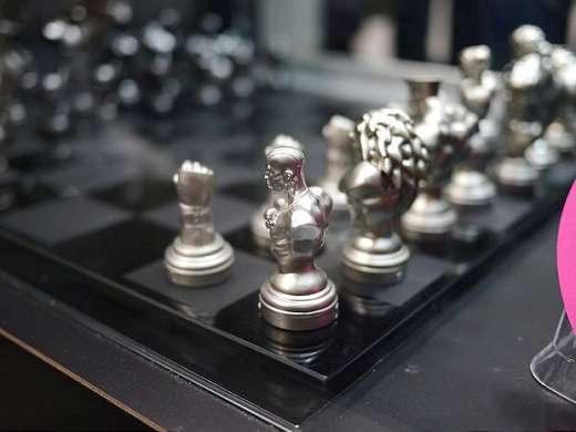 Capcom lança xadrez personalizado do Street Fighter 5657_3