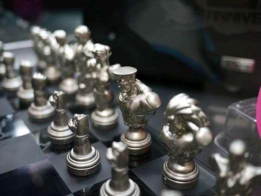 Capcom lança xadrez personalizado do Street Fighter 5657_5