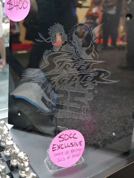 Capcom lança xadrez personalizado do Street Fighter 5657_7