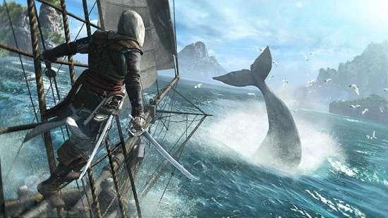 Novo trailer do Assassin's Creed IV: Black Flag mostra a época de ouro da pirataria
