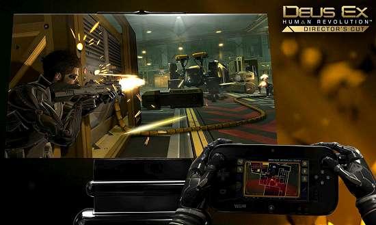 Trailer do Deus Ex: Human Revolution - Director's Cut para Wii U