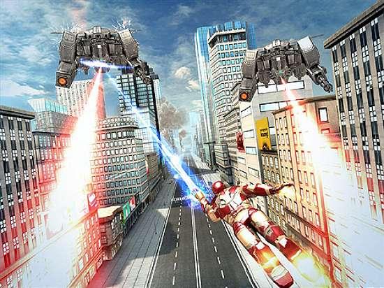 Gameloft anuncia jogo Homem de Ferro 3 para Android e iOS