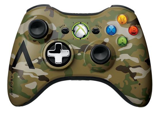 Xbox 360 terá joystick camuflado