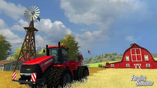 Assista o novo trailer do Farming Simulator para Playstation 3 e Xbox 360