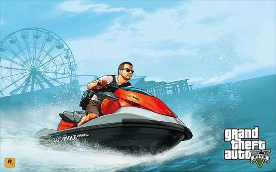 Grand Theft Auto V têm duas artes conceituais divulgadas