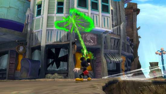 Assista ao trailer de lançamento do Epic Mickey 2: The Power of Two para Vita