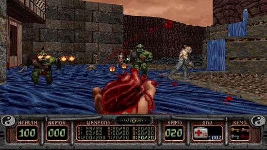 Baixe gratuitamente o clássico Shadow Warrior no Steam