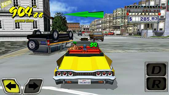 Sega lança Crazy Taxi para Android