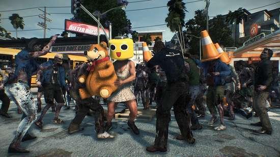 Dead Rising 3 têm novas imagens com sabres de luz, ursos de pelúcia e servbots