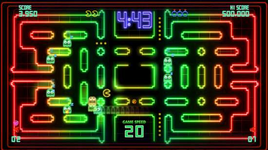 Pac-Man Championship Edition DX+ para PC ganha data de lançamento