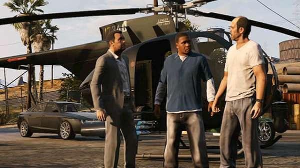 Grand Theft Auto V atinge 32,5 milhões de cópias enviadas