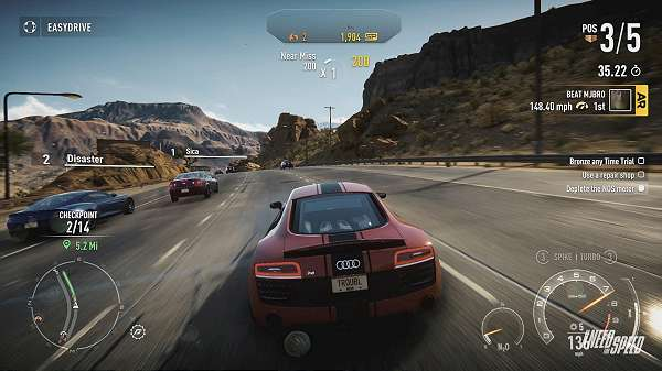 Need for Speed Rivals tem novos trailer para Playstation 4 e Xbox One