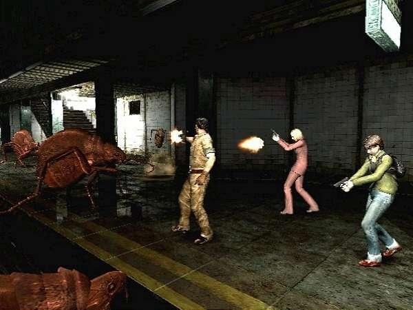 Fãs trazem de volta servidores de Resident Evil Outbreak 1 e 2