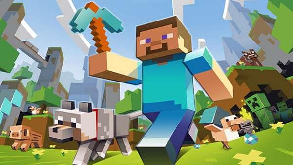 Minecraft vendeu 54 milhões de cópias e é 3º jogo mais vendido da história