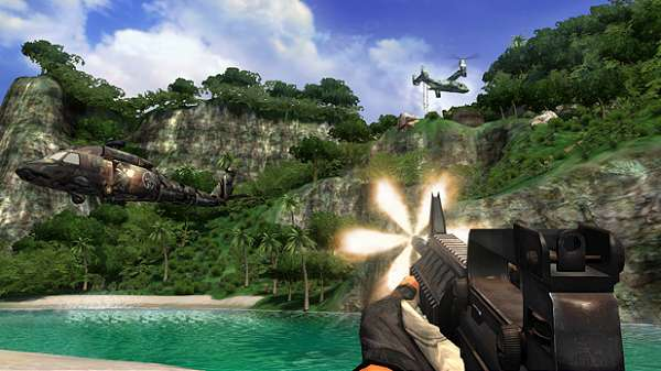 Far Cry Classic é o remake do Far Cry original