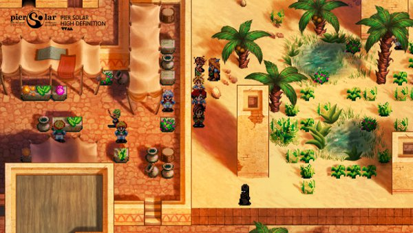 Trailer do Pier Solar and the Great Architects para Wii U