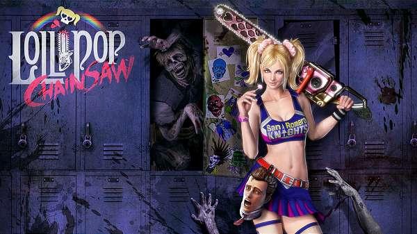 Lollipop Chainsaw vende mais de 1 milhão de cópias