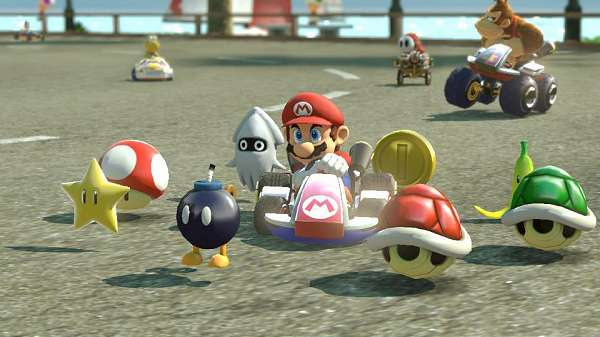 Mario Kart 8 vendeu mais de 2 milhões de cópias em menos de um mês