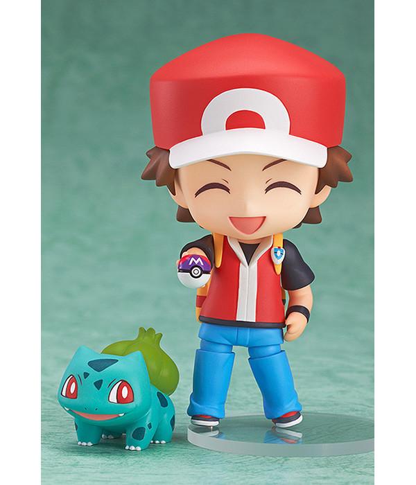 Action Figure Treinador Red Pokémon 1