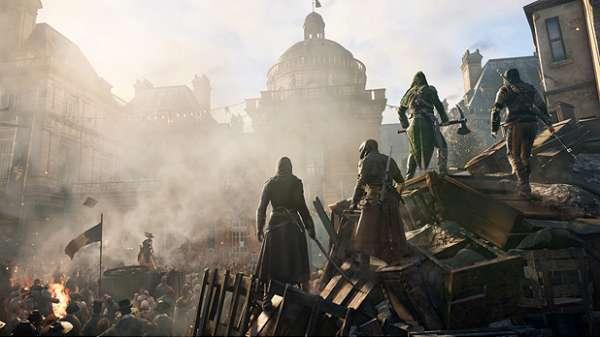 Assassin's Creed Unity ganha trailer na Queda da Bastilha